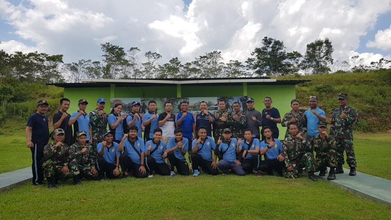 KPPBC TMP C Kendari Kembali Laksanakan Latihan Men